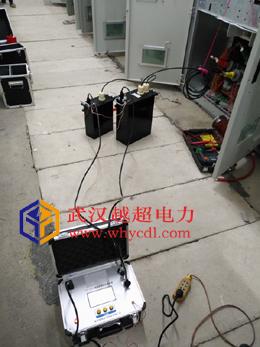 超低频高压发生器电缆耐压试验