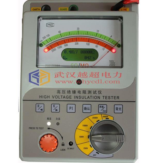 双显绝缘电阻测试仪